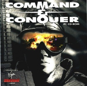Command & Conquer box art
