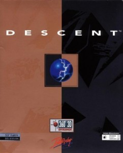 Descent Box Art