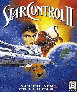 Star Control 2 Box Art