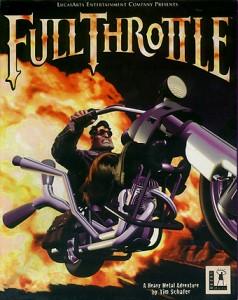 Full Throttle Box Art