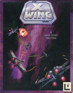 X-Wing box art