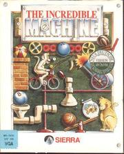 The incredible machine box art
