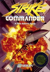 Strike Commander boxart