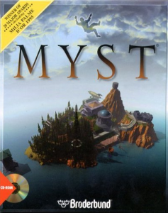 Myst box art