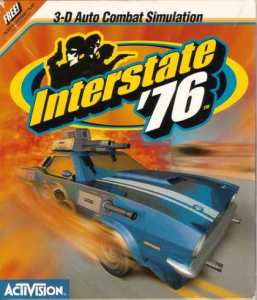 Interstate 76 box art
