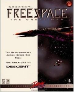 freespace boxart