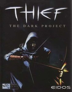 Thief The Dark Project cover art