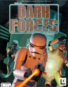 Dark Forces box art