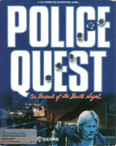 Police quest 1 boxart