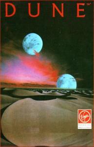 Dune (1992) box art