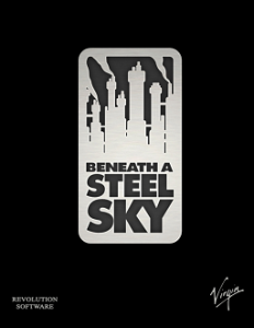 Beneath a Steel Sky boxart