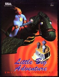 little big adventure boxart