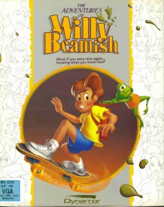 willy beamish box art
