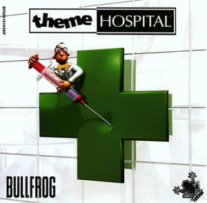 theme hospital box art