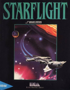 starflight box art