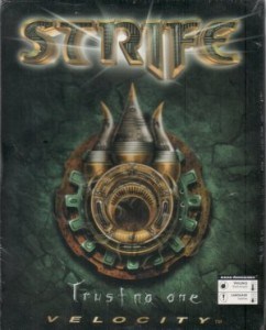 strife box art