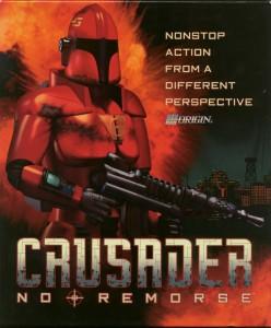 crusader no remorse boxart