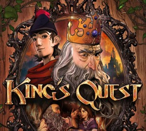 kings quest 2015 box art