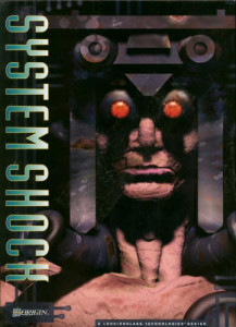 system shock box art