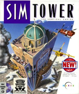 simtower box art