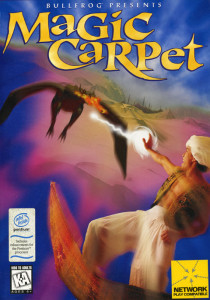 magic carpet box art